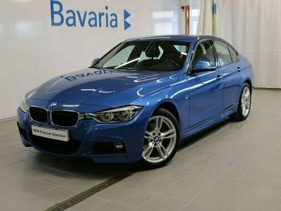 begagnad BMW 320 d xDrive Sedan M-Sport Rattvärme Dragkrok