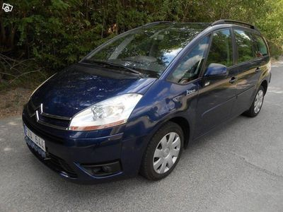 begagnad Citroën Grand C4 Picasso C4 Picasso 1.6 HDiF EGS 7-sits 109hk