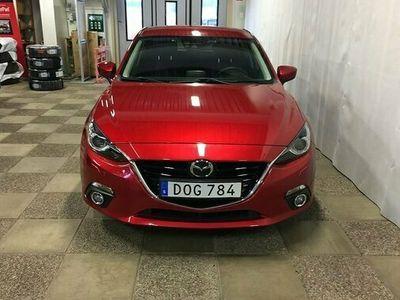 begagnad Mazda 3 32.0 Optimum 2015, Halvkombi 159 900 kr