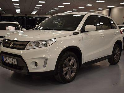 begagnad Suzuki Vitara 1.6 Exclusive 4x4 AUT V-HJUL