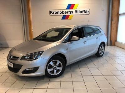 begagnad Opel Astra Sports Tourer Premium 1.6 CDTI 110hk