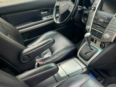 begagnad Lexus RX400h