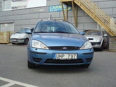 begagnad Ford Focus 1.6 Flexifuel Ghia,Lågskatt