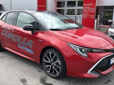 begagnad Toyota Corolla 2,0 5D Executive Bi-Tone GPS -19
