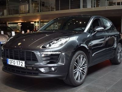 begagnad Porsche Macan 252 HK