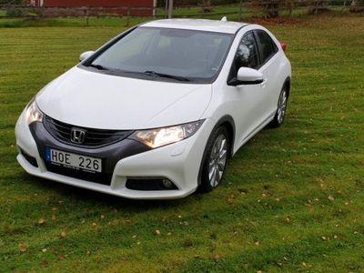 begagnad Honda Civic 1,8 sport -12
