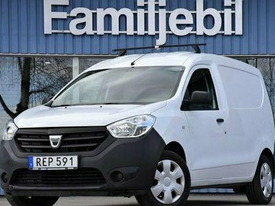 begagnad Dacia Dokker Van 1.6 Sce Drag Euro6 2016, Transportbil Pris 57 700 kr