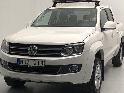 begagnad VW Amarok VW 2.0 TDI 4motion 2013, Pickup 160 000 kr