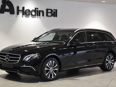 begagnad Mercedes E300 E-KLASSDE // Backkamera // Demo