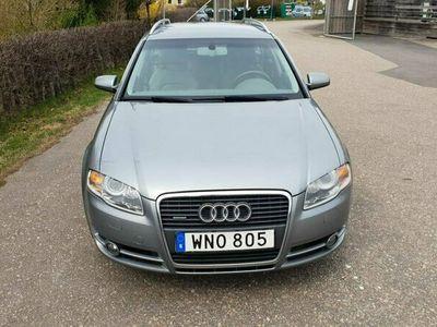 begagnad Audi A4 2,0 T FSI QUATTR