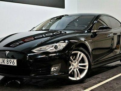 begagnad Tesla Model S 85 / Gratis Supercharging / GPS / 378hk