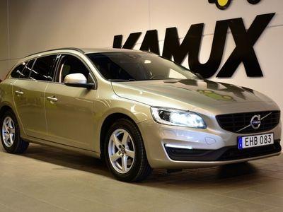 begagnad Volvo V60 D4 190hk Kinetic | SoV