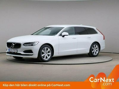 begagnad Volvo V90 D4 Business Advanced Aut Voc Drag