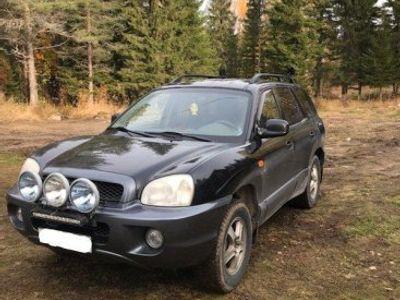 begagnad Hyundai Santa Fe 2,4 4wd -02