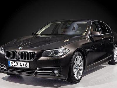 begagnad BMW 528 i Sedan Steptronic