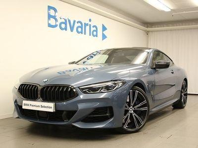 begagnad BMW M850 i xDrive Coupé