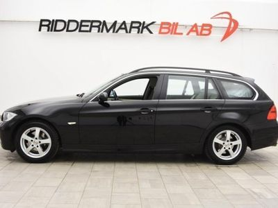 begagnad BMW 325 i Touring 218hk AUT / DRAG / SKINN