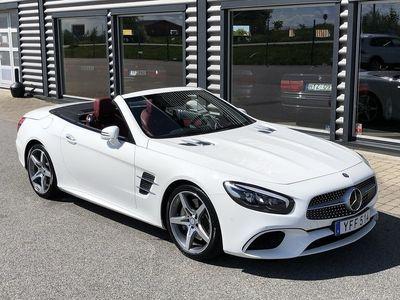brugt Mercedes 400 SL-KLASS/ AMG / Panorama