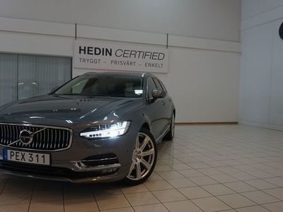 begagnad Volvo V90 Inscription | Panorama | T6