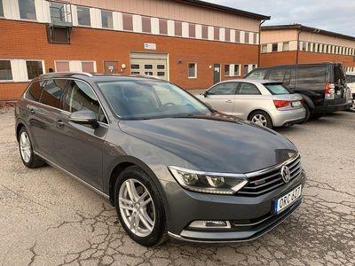 begagnad VW Passat 2.0 TDI 190hk 4M AUT Euro 6