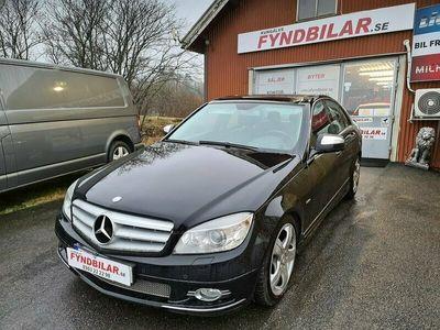 begagnad Mercedes C350 204