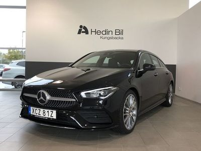 begagnad Mercedes CLA250 Shooting Brake 4Matic AMG Demo