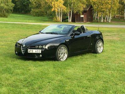 begagnad Alfa Romeo Spider
