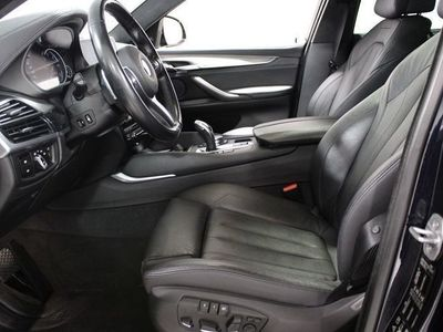 begagnad BMW X6 M50d xDrive 381HK Dragkrok
