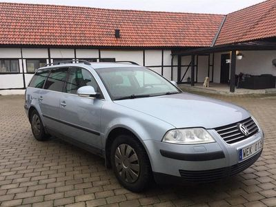 begagnad VW Passat 1.8T Kombi (150hk) Fint Skick