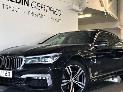 begagnad BMW 740 Le xDrive iPerformance M-Sport LaserLights