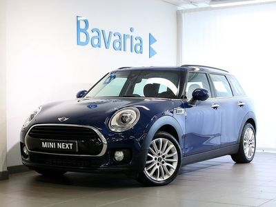 brugt Mini Cooper Clubman Pepper Connected Automat Komfortöppning