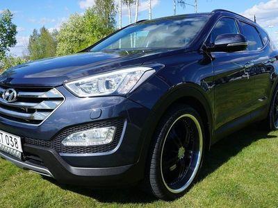 begagnad Hyundai Santa Fe 2.2 Premium AWD Automat/Drag