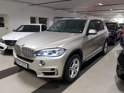 begagnad BMW X5 xDrive40e 313hk Navi Drag Eu6