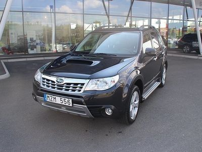 used Subaru Forester 2.0 XE 4WD 147hk -12