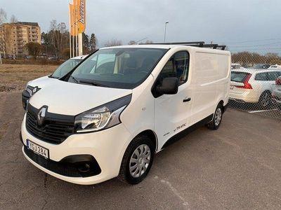 begagnad Renault Trafic Skåpbil Skåp L1H1 1,6 125 TT S