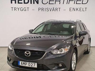 begagnad Mazda 6 Wagon 2.2 SKYACTIV-D Auto