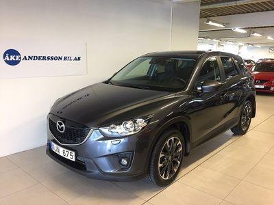 brugt Mazda CX-5 AWD A6 2.2 DE Optimum 175 hk Euro 6