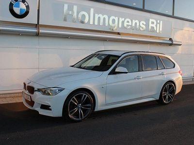 begagnad BMW 318 Övrigt d Touring M Sport Drag 2016, Kombi