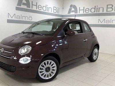 begagnad Fiat Coupé 500 lounge 1,2 69 hk