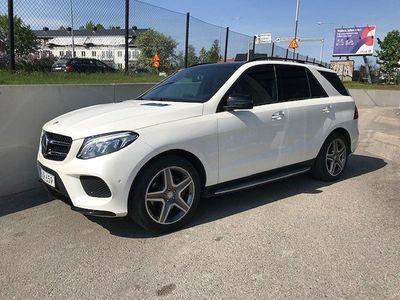 begagnad Mercedes GLE350 4-matic AMG-paket Drag/V-hjul