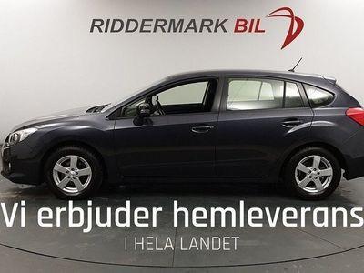 begagnad Subaru Impreza 1.6 4WD 114hk Sv-Såld Nyservad