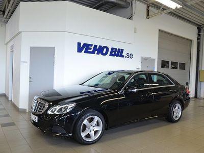 begagnad Mercedes E220 CDI Navigation, Vinterhju -14