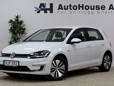 gebraucht VW e-Golf 35.8 kWh Navi Plus-paket -18