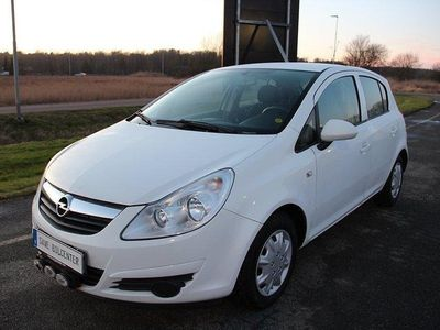 begagnad Opel Corsa 5-dörrar 1.3 CDTI Nybesiktigad