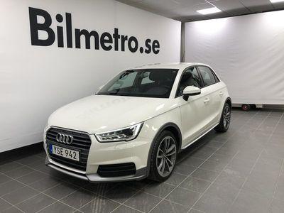 begagnad Audi A1 Sportback 1.0 TFSI 2018, Halvkombi 149 000 kr