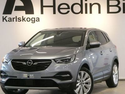 begagnad Opel Grandland X PHEV Hybrid Innovation AWD