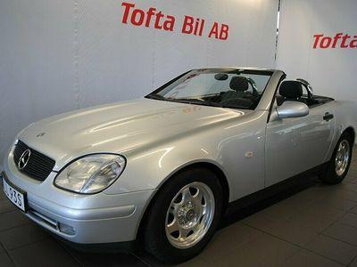 begagnad Mercedes SLK200 Automat 8900 Mil