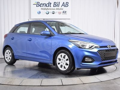 begagnad Hyundai i20 1.2 Euro 6 84hk Facelift
