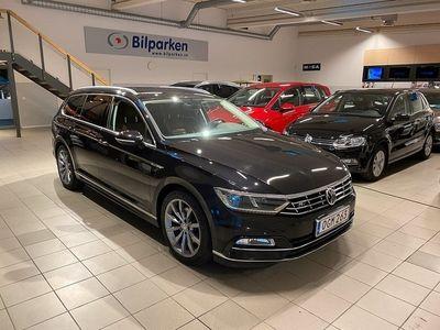 begagnad VW Passat 2.0TDI 4Motion DSG Executiv