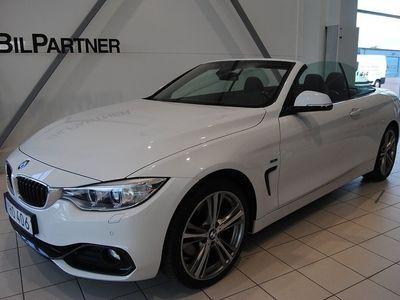 begagnad BMW 428 i xDrive Cabriolet Sport line, 245hk